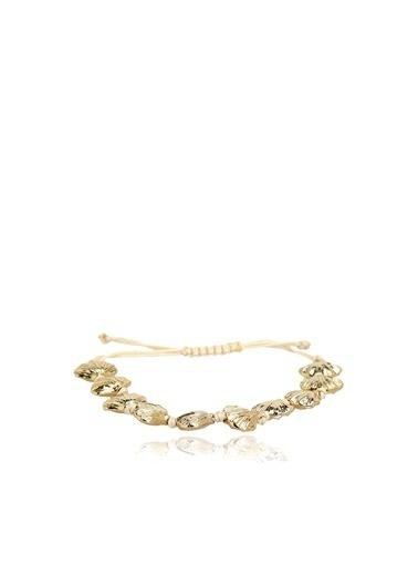 NetWork 1075137 Gümüş Kadın Bileklik Altın